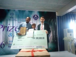 9-year-old Lagos school's pupil, Ikenna, is Nigeria's best in NTIC/NMC organised 2019 National Mathematics competition