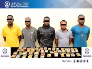 8 Nigerian ATM robbers sentenced to death in UAE