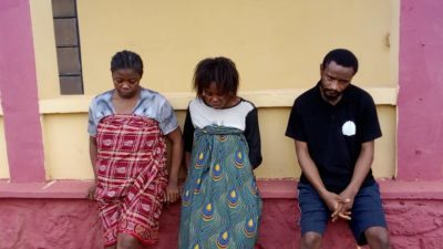 Ogun Police bursts child stealing syndicate