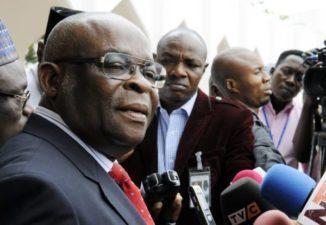 Presidency silent over Onnoghen's submission of resignation letter