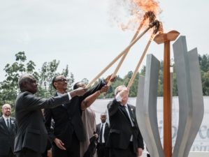 The Rwanda genocide, Nigeria's political elites and lessons from other land: AN EDITORIAL