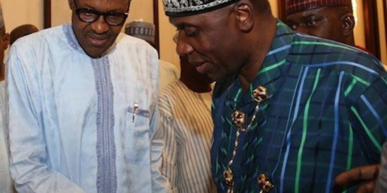 Amaechi shames 'mischief makers' as outgoing Minister thanks Buhari for not converting him to Islam