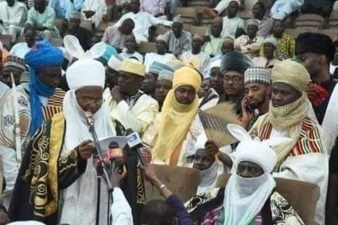 Send every child to school, Ganduje orders new Emirs