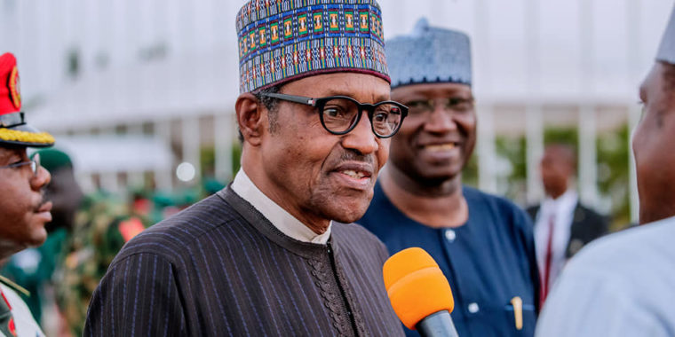 We will continue to do our best to stabilise West Africa, says Nigeria's President Buhari