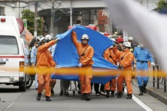2 killed, 15 injured as knife-wielding man goes on the rampage in Tokyo
