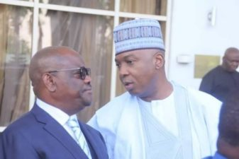 Rivers governorship election toughest in 2019 – Saraki