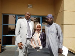 NAHCON congratulates Nigerian Government over Zainab Aliyu's release