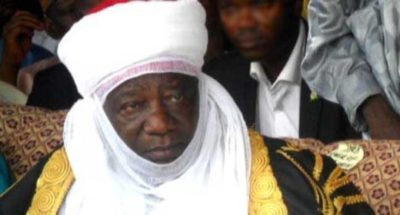 Buhari sends delegation to condole with Emir of Ilorin