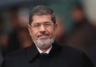 BREAKING: Mohammed Morsi, ex-Egyptian President is dead