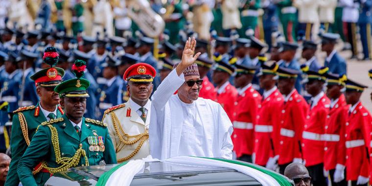 June 12: Buhari reveals those behind insecurity in Nigeria