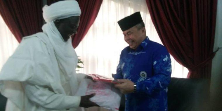 SOZECOM Boss, Maidoki, visits Indonesian Embassy, promises visit to Jakarta