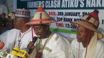 Cattle rearing a venture, but herdsmen need Ease Of Doing Business, Miyetti Allah declares as it condemns labelling Fulani herdsmen as criminals