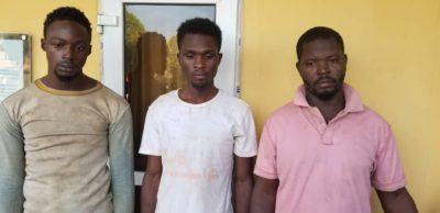 4 arrested in Ogun over gruesome murder of couple