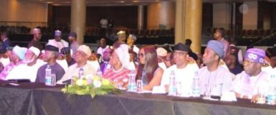 Osoba @80: Vice President Osibanjo, Tinubu, others harp on unity as tool for victory against insecurity