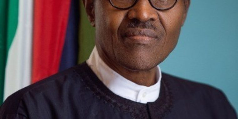 "Muhammadu Buhari: ""Slavery still exists. We must take action"""