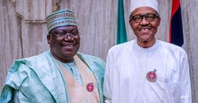 Ministerial list: Buhari holds secret meeting with Senate President, Others