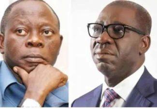 Obaseki goes for Oshiomhole's jugular, probes hospital contract