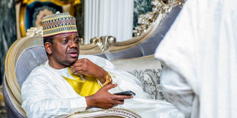 Zamfara now consolidating on gains of peace process, says Governor Matawalle tells colleagues