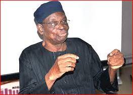 President Buhari mourns Senator Akinfenwa