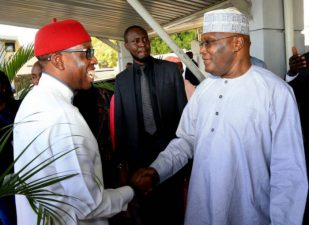 Atiku's oracle untiring as Governor Okowa says his dream to lead Nigeria will become reality