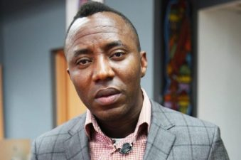 Nigeria's Attorney General takes over Sowore's case file