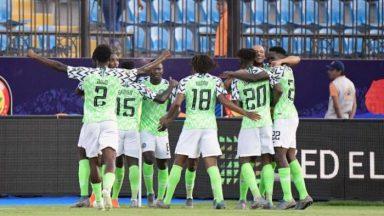 Update: Super Eagles equalise against Benin