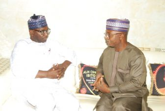 Finally, Kwara Governor notices 'unputdownable' KAM Holding's giant stride, applauds boss on investment drive