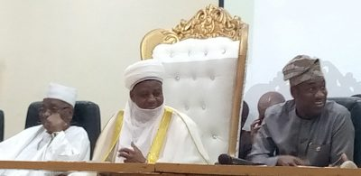 PHOTOS: Faces at 18th SL Edu Memorial Lecture delivered by Sultan of Sokoto, Alhaji Muhammad Sa'ad Abubakar, on Thursday January 16, 2020 in Victoria Island, Lagos
