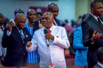 "Pastor Oyedepo's parable of fat rats, financial fraud in the ""house"" of God and response by Daddy Freeze"